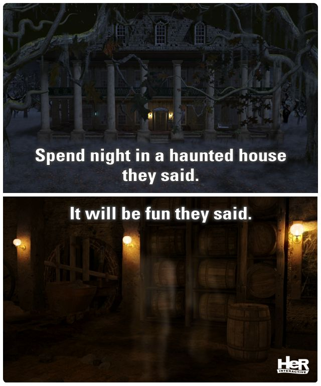 Nancy Drew meme featuring Ghost of Thornton Hall. #NancyDrew #GTH #HerInteractive