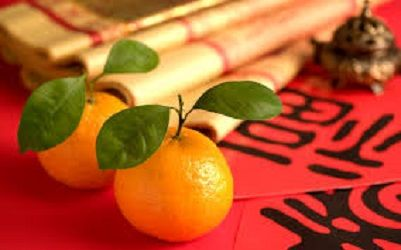 Chinese New Year Preschool Theme: Tangerines & Oranges symbolize wealth and good luck. Here is an idea on how to incorporate some math during snack time while having tangerines and oranges! Find this and 25+ more activities on this theme page!