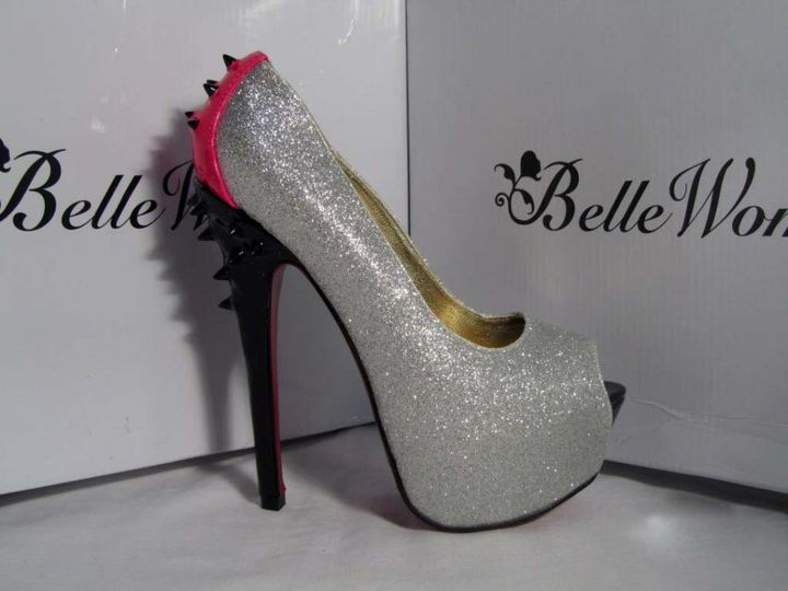 Sapatos Salto Alto Fame