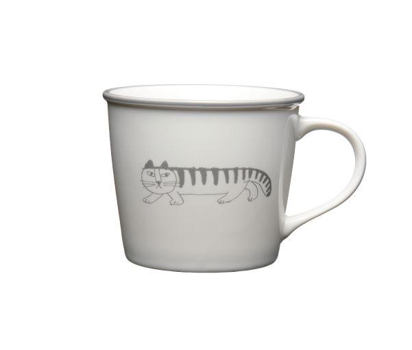 LISALARSON.jpのスケッチマイキー マグカップページ。スウェーデンを代表する陶芸家,Lisa Larson(リサラーソン)の作品紹介、販売などを行っております。