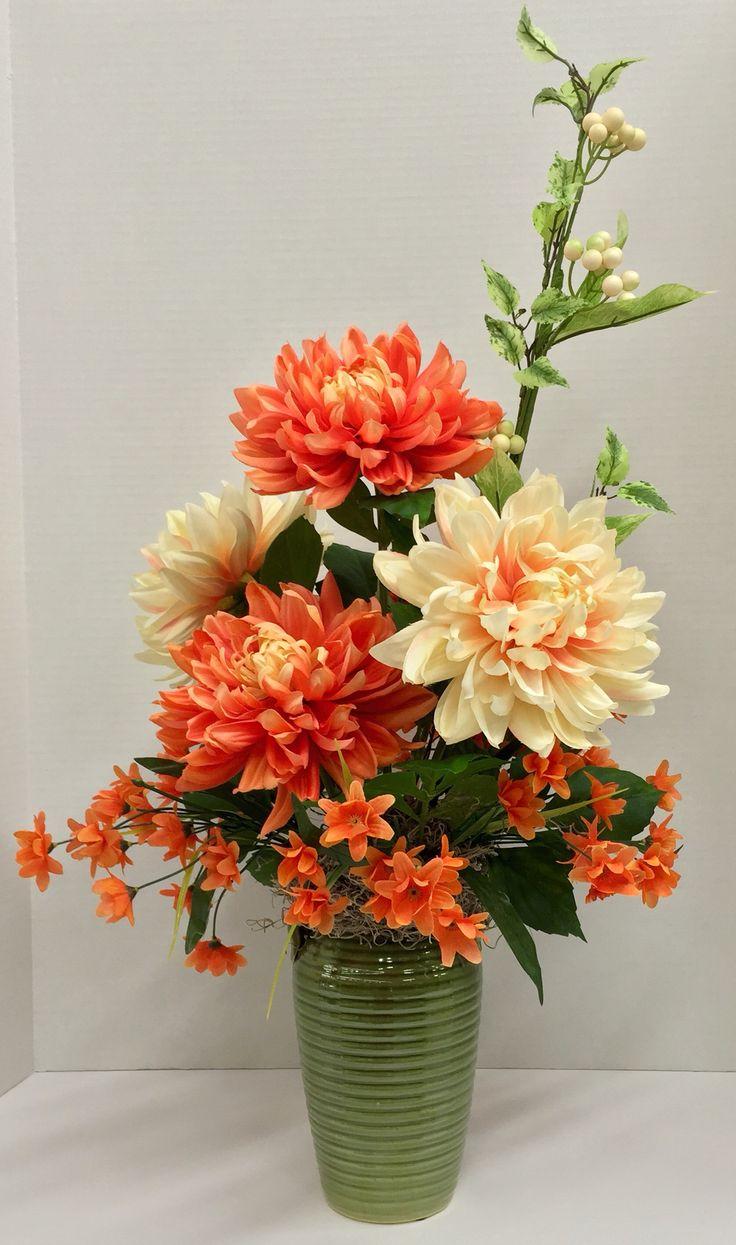715 Best Faux Floral By Design Arts Amp Crafts Rock Images