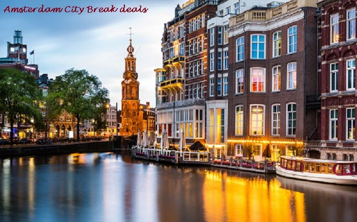Cheap Amsterdam city breaks: Discover low cost Amsterdam city break deals with https://www.eurobookers.com/holidays/cheap-amsterdam-city-breaks. Place a booking online and get a chance to explore the vibrant culture and picturesque canal network of the capital of Netherlands.