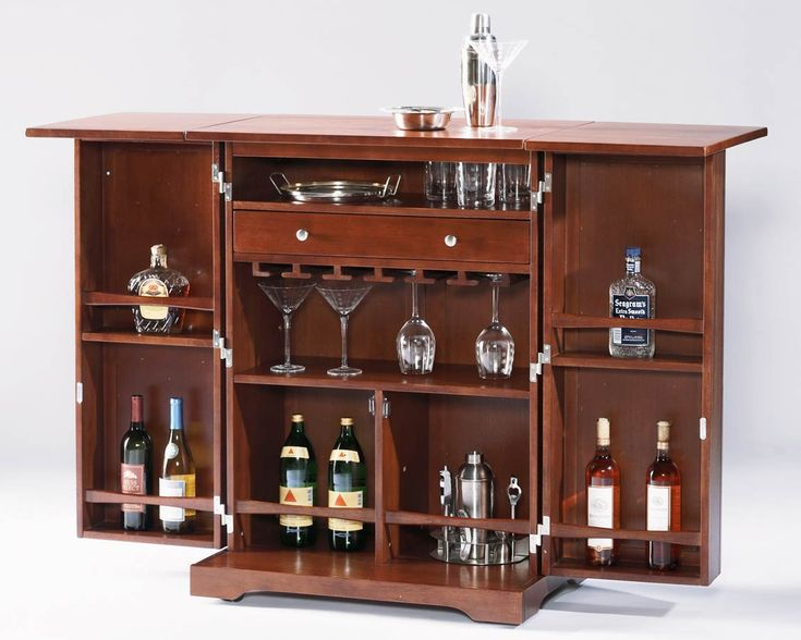 Steamer Trunk Bar - Cherry $469