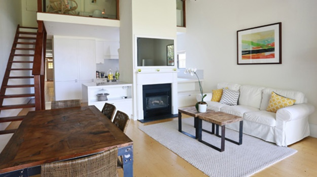 TheBlock  Living Room :ninemsn Homes