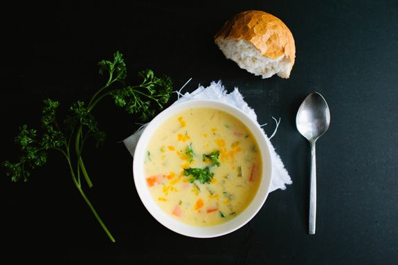 By food contributor Brittany Soup season is in full swing at my house and honestly it's my favorite time of the year. I thought I would share my top 3 soups this season: Creamy Cheesy Potato, Chunk...