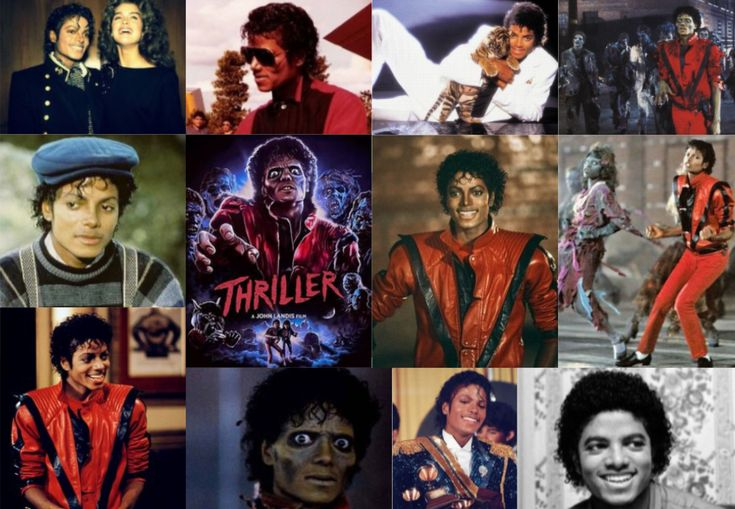 Today, being the 30th of November and the 35th anniversary of the release of Michael's album Thriller, I put together a few photos from the Thriller video as well as some from the Thriller era. Michael, you will be in my heart forever. You were, are and will be forever the King of Pop. <3<3