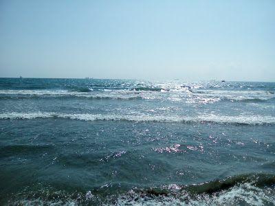 Yo me lo guiso.: Día de playa, de la mañana a la noche