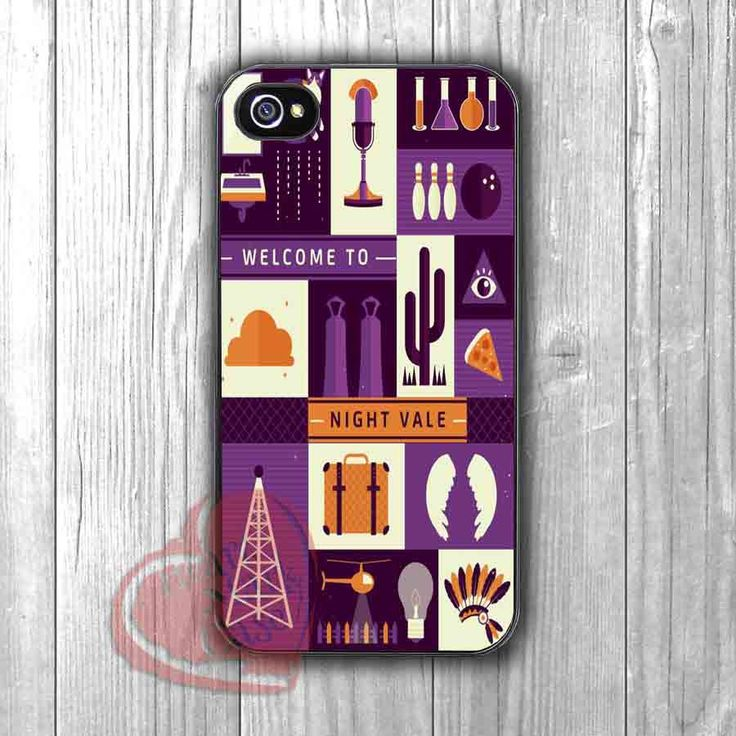 Welcome To Night Vale collage - Fzi for iPhone 4/4S/5/5S/5C/6/ 6+,samsung S3/S4/S5,samsung note 3/4
