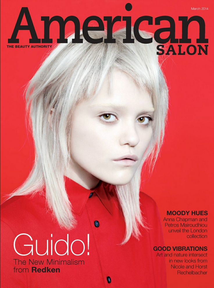 American Salon March 2014