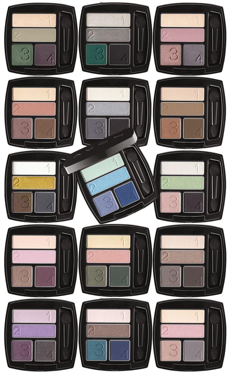 Poczwórne cienie do powiek tylko 17,99 zł http://www.avon.sklep.pl/kat/makijaz/57/makijaz-oczu/cienie-do-powiek-avon/poczworne-cienie-do-powiek-avon.html Odkryj maksymalnie nasycone kolory w profesjonalnie zestawionej paletce poczwórnych cieni do powiek. Nowa technologia Avon True Color z pigmentami zamkniętymi w żelowej kapsułce, które uwalniają się podczas aplikacji i noszenia dla efektu mocnego, nasyconego i trwałego koloru.