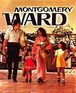 Montgomery Ward ... back before there were Targets, Wal-Marts, Meijers, et cetera ... this is where my mom took us to get our school clothes ... as well as J.C. Penny, Smith Bridgeman's and Sears ... we went downtown because that's where these stores all were ...