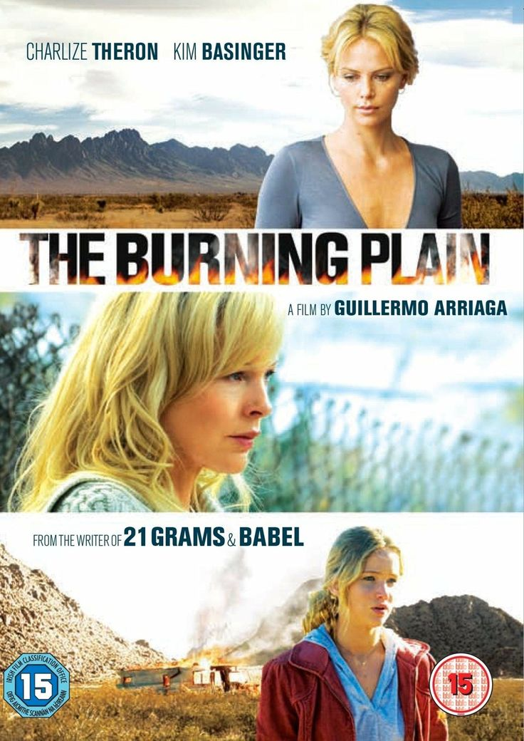 THE BURNING PLAIN: A 2008 drama film directed and written by Guillermo Arriaga, the screenwriter of Amores perros, 21 Grams, and Babel. The film stars Charlize Theron, Jennifer Lawrence, Kim Basinger and Joaquim de Almeida. This movie got bad critics; I personally loved it. #cinema #movie
