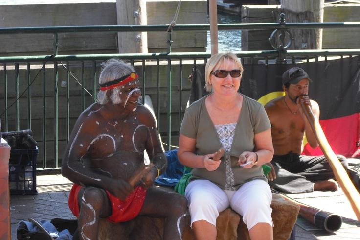 Local Aboriginal man