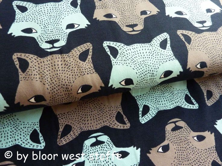Lillestoff Organic Cotton Jersey Fabric