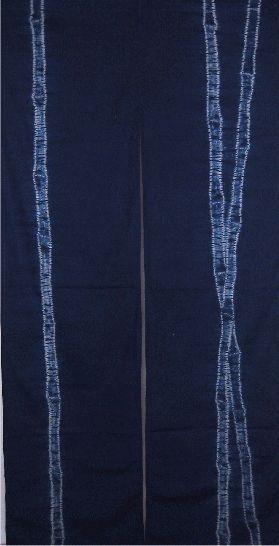 Take (Bamboo) on Noren Curtain-long