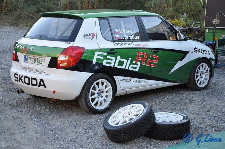 Skoda Fabia R2