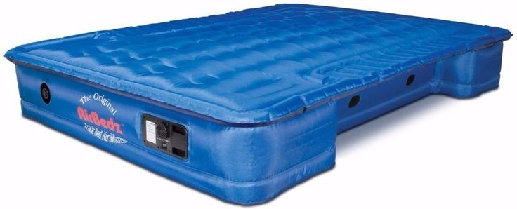 Truck Bed Air Mattress Mid-sized with Build-in Rechargeable Battery Air Pump  #BedAir #TruckBedAir #Rechargeable #RechargeableBattery #AirPump #Pump #MId-Sized #Build-in #AirMattress #BatteryAirPump #Air