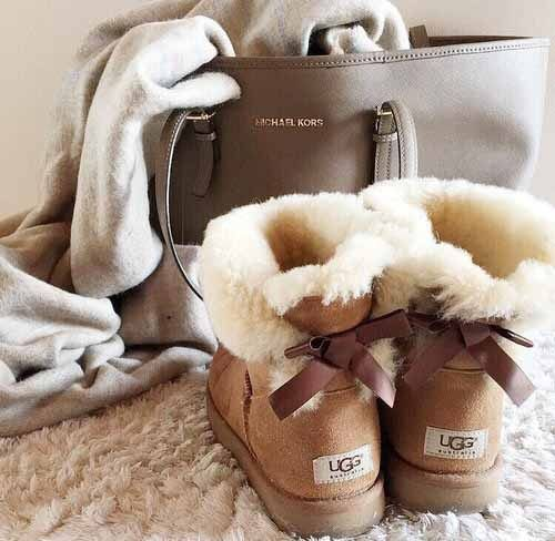 Cozy fur boots for women – Just Trendy Girls