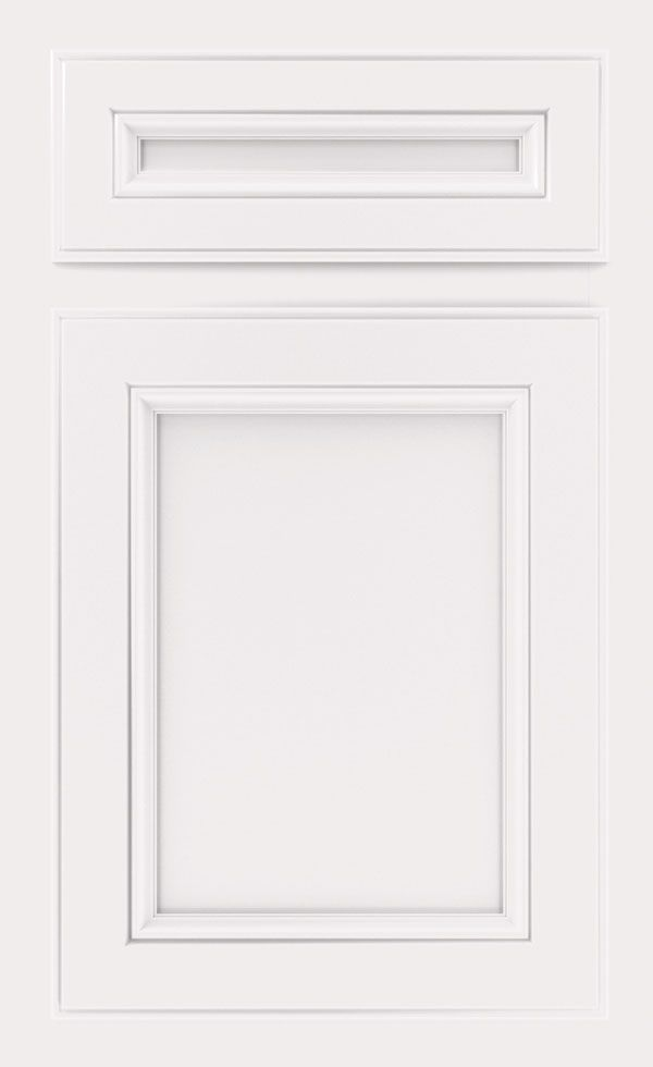 Cabinetry Kelly Door Drawer Style White Home