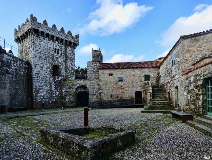 Castelo de Vimianzo. (Coruña).