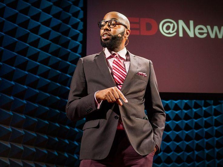 """Christopher Emdin: Teach teachers how to create magic   TED Talk   TED.com- can I get an """"Amen""""?"""