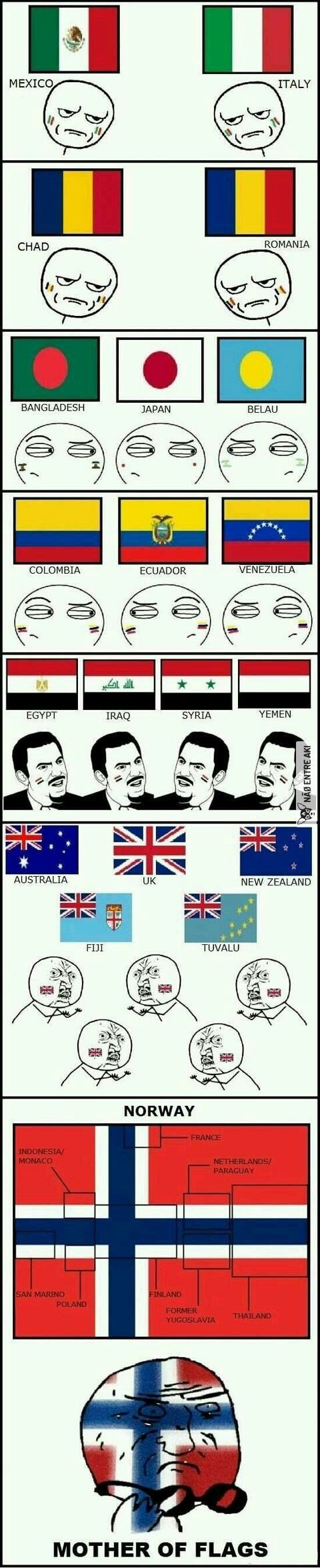 Do you have a flag - Eddie  Izzard