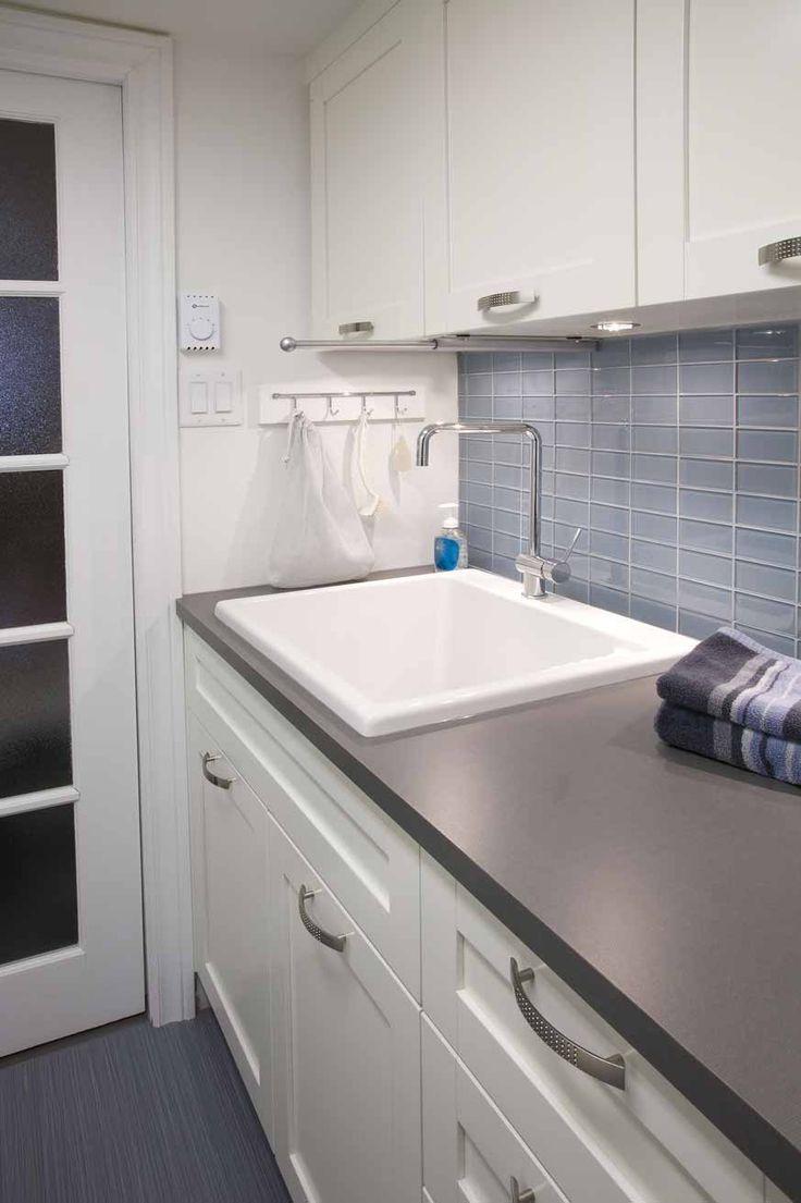 Salles de lavage - Josée Cyr, designer d'intérieurJosée Cyr