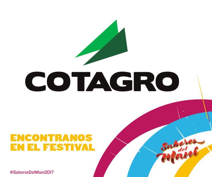 Este año @Cotagro va a estar en el #SaboresDelManí con algo original para compartir. Vení a visitarlos.  #maní #Córdoba #Argentina #chefs #gourmet #festival #Cotagro #AmoCocinar