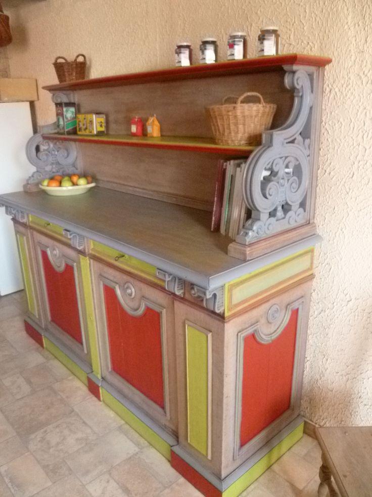 les 73 meilleures images propos de relooking de meubles sur pinterest nouvelle cuisine en. Black Bedroom Furniture Sets. Home Design Ideas