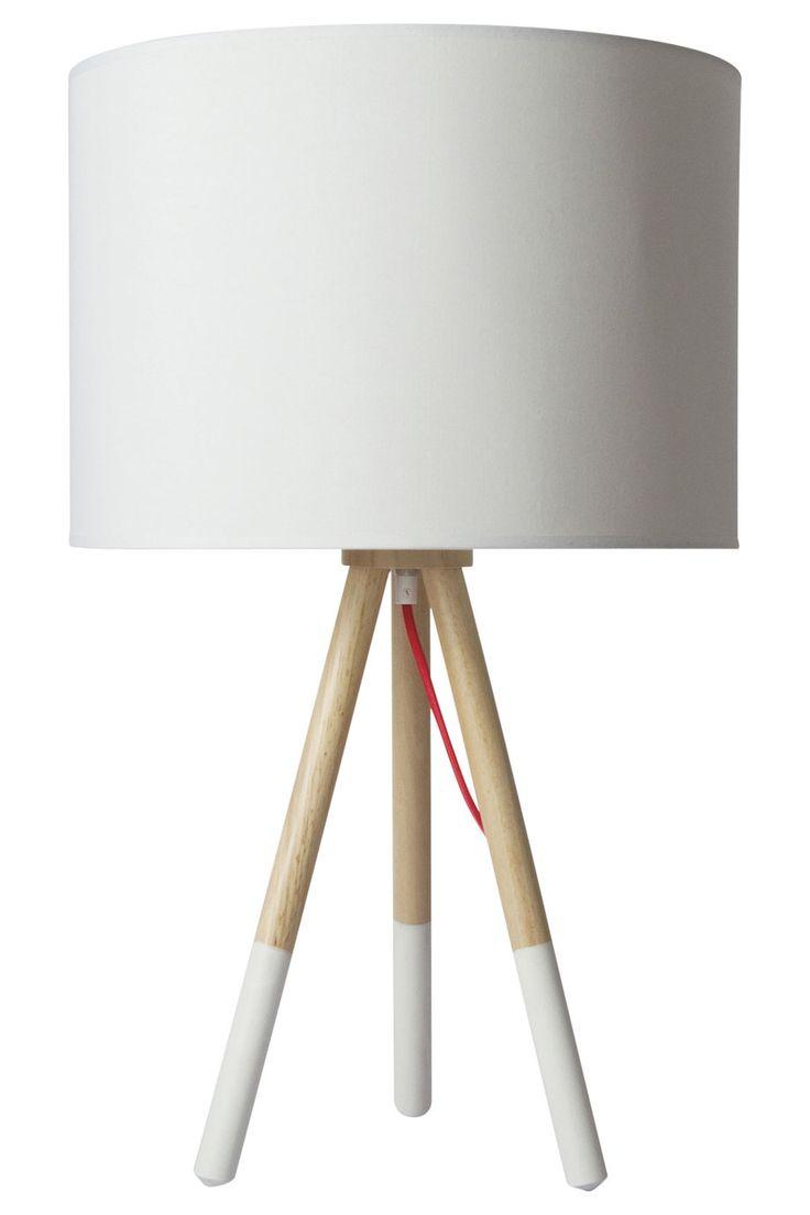 Salt&Pepper | Mood Wooden Lamp MYER $99.95