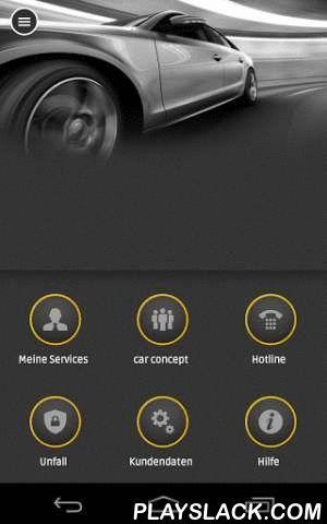 Car Concept  Android App - playslack.com , Vom individuellen Fahrzeugleasing bis zur ganzheitlichen Fuhrparkverwaltung bietet car concept exklusiv für Unternehmen, Gewerbetreibende, Selbstständige und Freiberufler alles rund um das Thema Mobilität. Markenneutral, unabhängig und transparent. car concept ist kein konventioneller Leasinganbieter, sondern unabhängiger Dienstleister. Neutrale Konditionen, inklusive umfangreicher und individuell auswählbarer Servicepakete und uneingeschränkte…