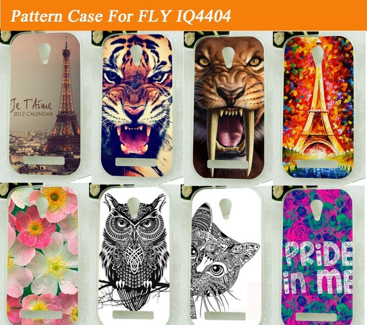 diy painting beautiful flowers cool animals romantic eiffel tower pattern soft tpu cover case for FLY IQ4404 #clothing,#shoes,#jewelry,#women,#men,#hats,#watches,#belts,#fashion,#style