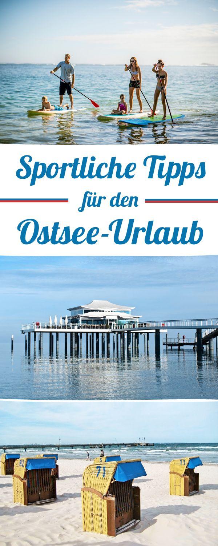 Weißer, feiner Sandstrand, seichter Badebereich: Timmendorfer Strand und Niendorf sind tolle Familienziele.