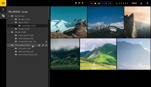 Pics.io, a browser-based Raw editor built on Google Drive, goes live with public beta: Digital Photography Review