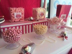 Kara's Party Ideas Mattel Barbie Pearl themed birthday party via Kara's Party Ideas | Cake, decor, cupcakes, games and more! KarasPartyIdeas.com #barbieparty #barbie #barbiedoll #girlypartyideas #partdecor (9) | Kara's Party Ideas