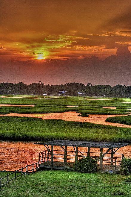 Garden City Beach South Carolina