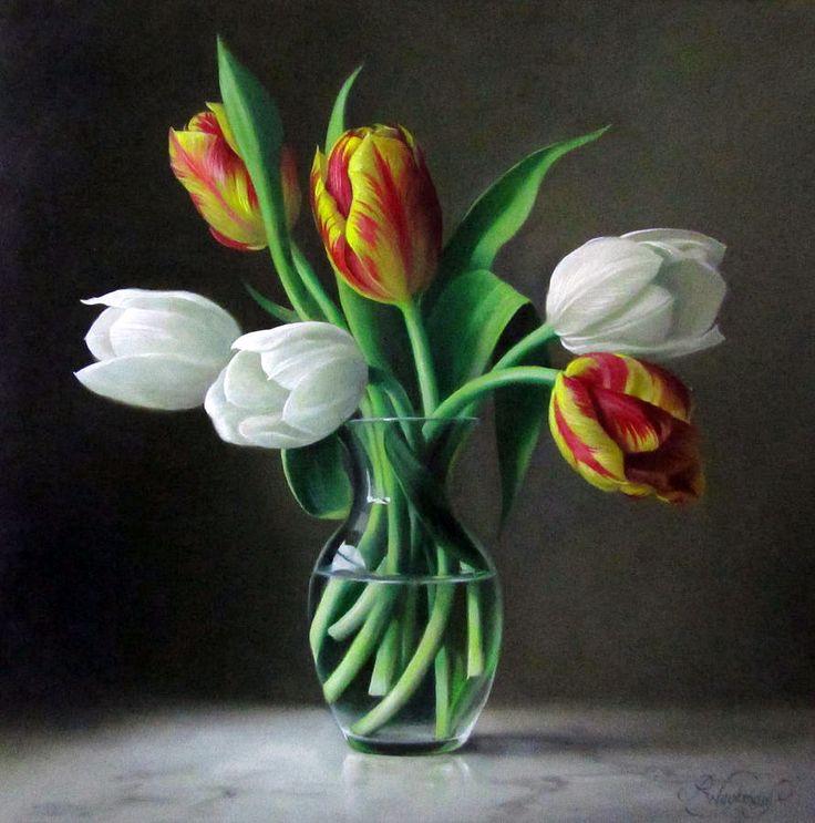 Мобильный LiveInternet Я на картине видела цветы... Художник Pieter Wagemans.  | Akmaya - Записки Akmaya |