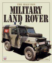 The Half Ton Military #LandRover