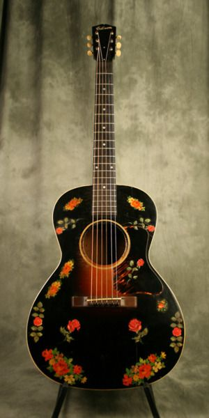 1934 Gibson L-00 Acoustic Guitar -------- will never have this but man do I want it. I still gotta pin it.