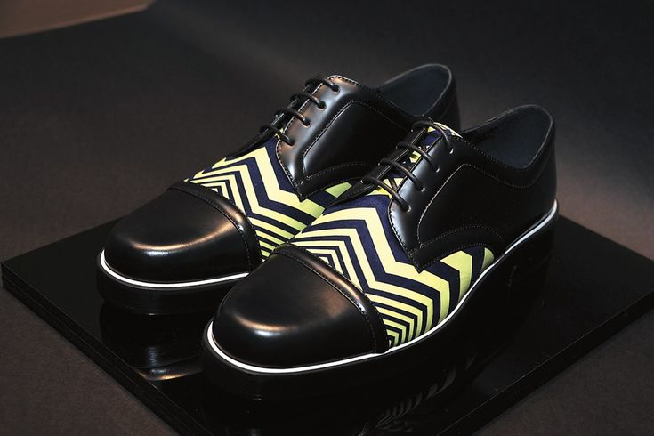 Николас Кирквуд сделал мужскую обувь (фото 4)