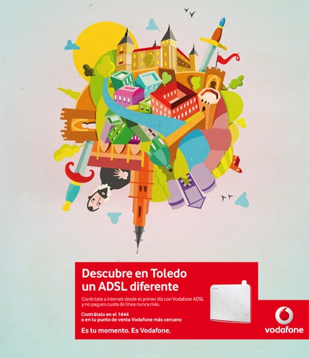 Vodafone Ciudades - Óscar Llorens