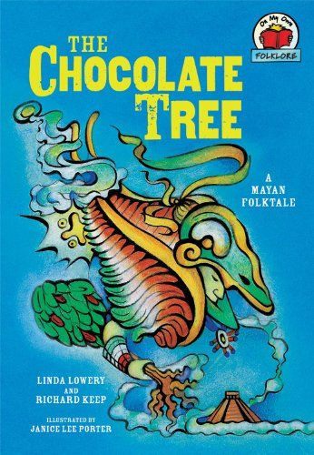 The Chocolate Tree: A Mayan Folktale (On My Own Folklore) by Linda Lowery http://www.amazon.com/dp/1580138519/ref=cm_sw_r_pi_dp_Gfywvb10SNSDV
