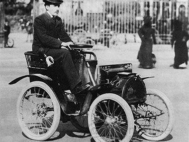 Renault – Renault Voiturette 1CV (1898)