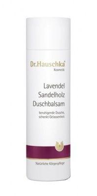 """Крем-бальзам для душа """"Лаванда и Сандал"""" (Lavendel Sandelholz Duschbalsam), Dr.Hauschka (Доктор Хаушка), 200 мл - Интернет-магазин экологичных товаров EkoBay"""
