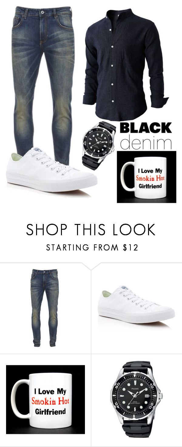 #fashion. by chrislinde ❤ liked on Polyvore featuring Scotch  Soda, Converse, mens, men, mens wear, mens wear, male, mens clothing and mens fashion