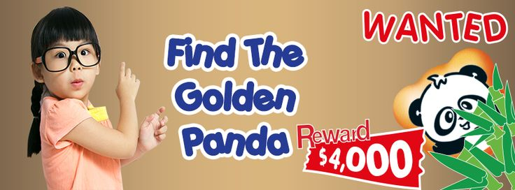 Food Science Japan: Meiji Singapore Find the Golden Panda