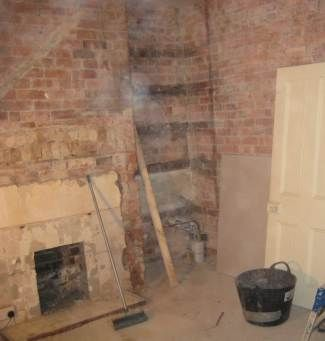 Top 25 Ghost Photos from Reddit.com/ Renovation ghost....