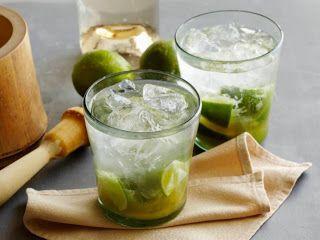 I Cocktails: CAIPIRINHA