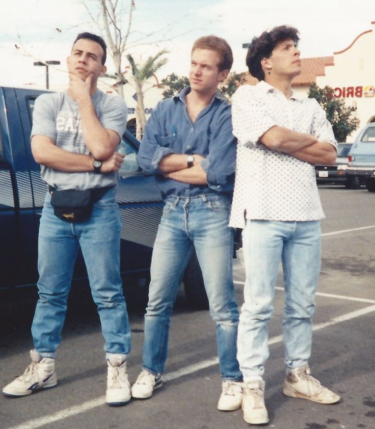 Stunning 80s Mens Fashion | Fashion Gens