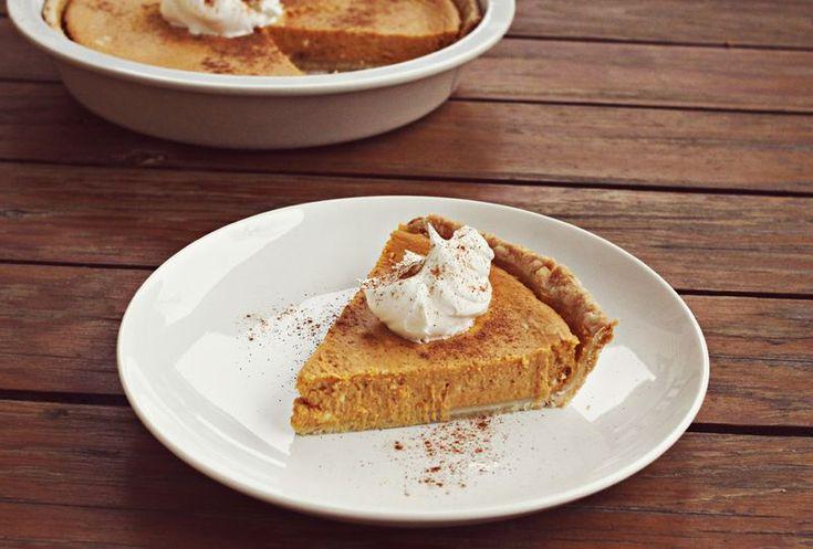Best pumpkin pie